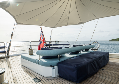 Sun Deck and Canopy