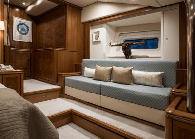 Master Stateroom Seating